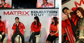 """Matrix Education Tour"" 2012 Soft Launch"