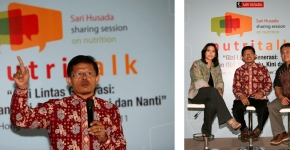 Sari Husada Nutrition Across Generations Media Gathering 2011