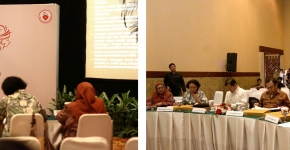 Sari Husada Srikandi Awards Finalists Announcement and Judging Process 2011