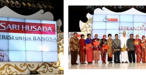 Sari Husada Srikandi Awards Awarding Night 2011