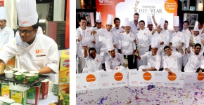 "Grand Finale Unilever Food Solutions Indonesia ""Chef of the Year"""