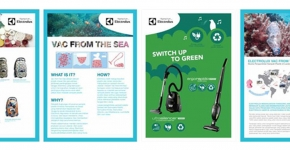 "Electrolux, ""Vac from the Sea"" Campaign"
