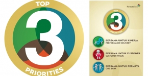"PermataBank ""Top 3 Priorities"" Campaign"