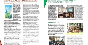 "Tetra Pak Jendela 2013. ""Driving Enviromental Excellence and Creating Sustainable"""