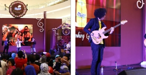 Molto Aroma Essence Mall Activation 2013