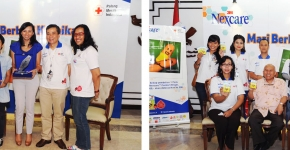 Nexcare Give Media Conference 2012