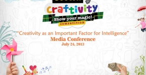 "Scotch Craftivity 2013. ""Creativity as an Important Factor for Intelligence"""