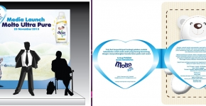 Molto Ultra Pure Backdrop Design 2013