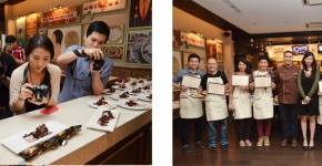 Magnum: The New Signature Desserts from Magnum Café 2013
