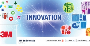 "3M Indonesia ""INNOVATION CLUB"" Facebook Fanpage"