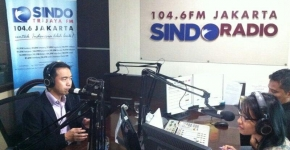 Radio Sindo Hot Topic Talkshow - 2014
