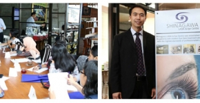 Shinagawa LASIK & Eye Centre Exclusive Interview