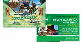 """Shera Dealer Gathering Invitation 2014"""
