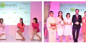 Garnier Sakura White Media Launch